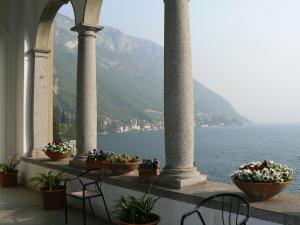 View at Villa Monastero